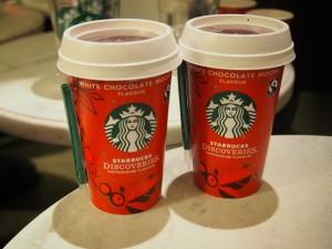Starbucks Discoveries® White Chocolate Mocha