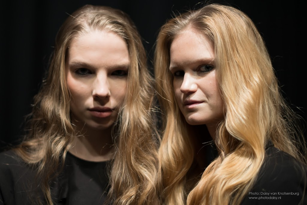 Models Valentijn de Hingh during Mercedes Benz Amsterdam Fashionweek Jan Boelo show january 2014