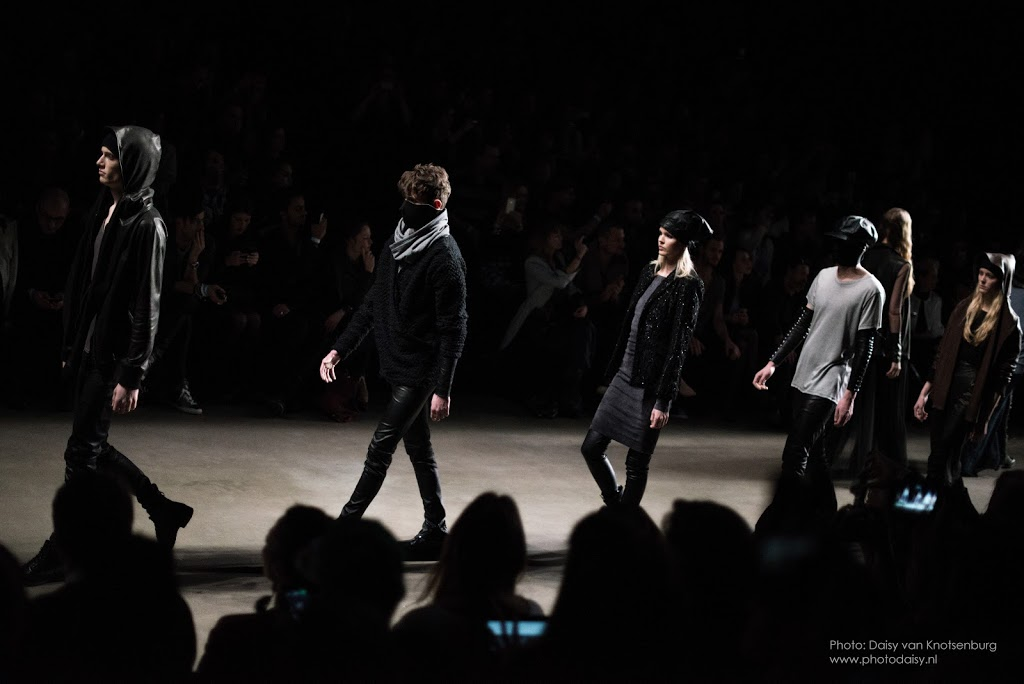 Runway Jan Boelo show during MBFWA