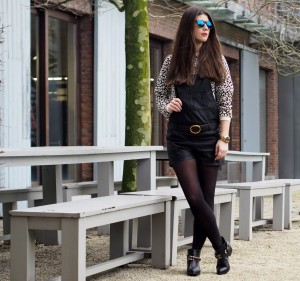 OOTD, Outfit of the day by Modeblogger Chloe Sterk 24 jaar, Nijmegen