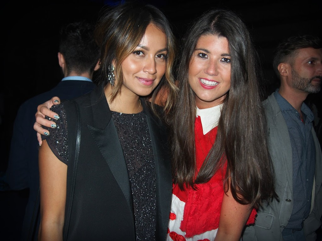 Together with SincerelyJules at Firenze4ever event by Luisaviaroma