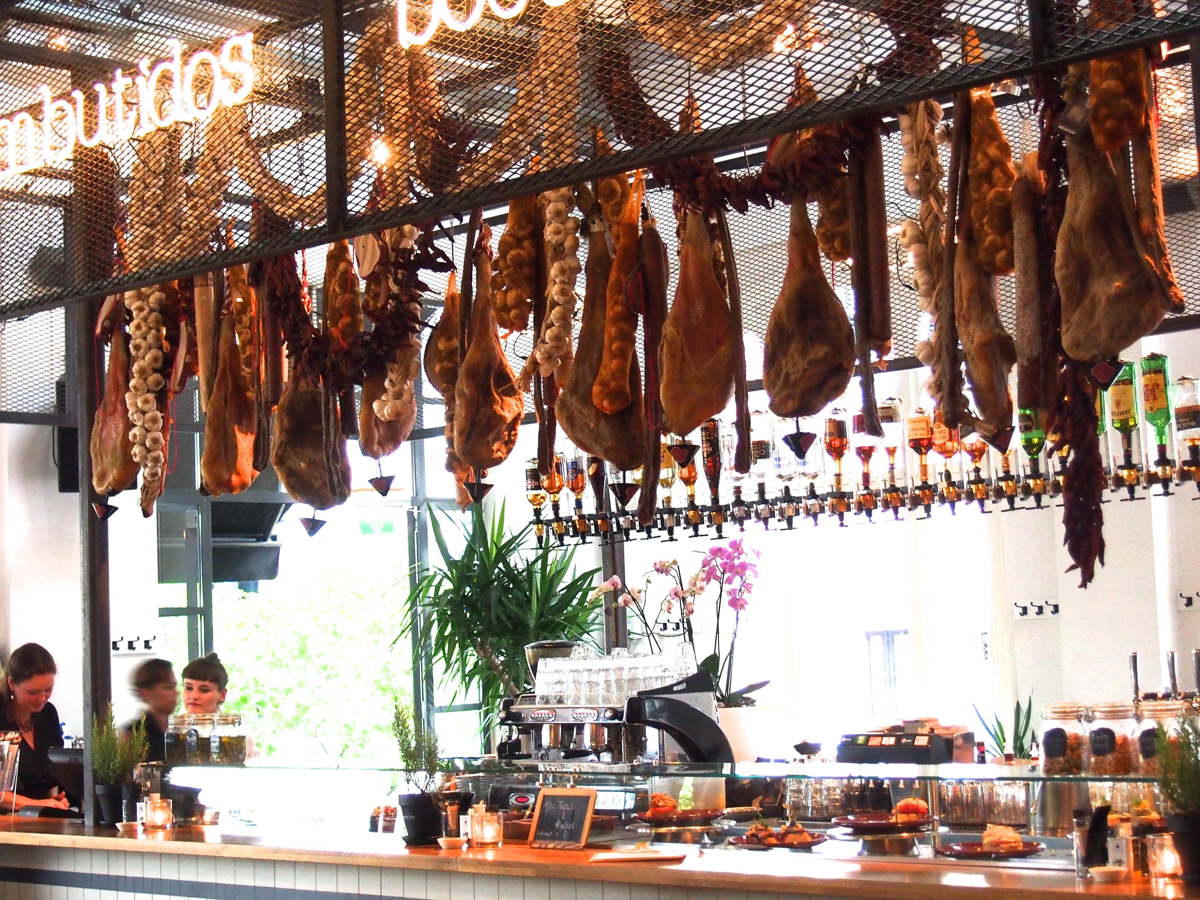 spaanse restaurants amsterdam