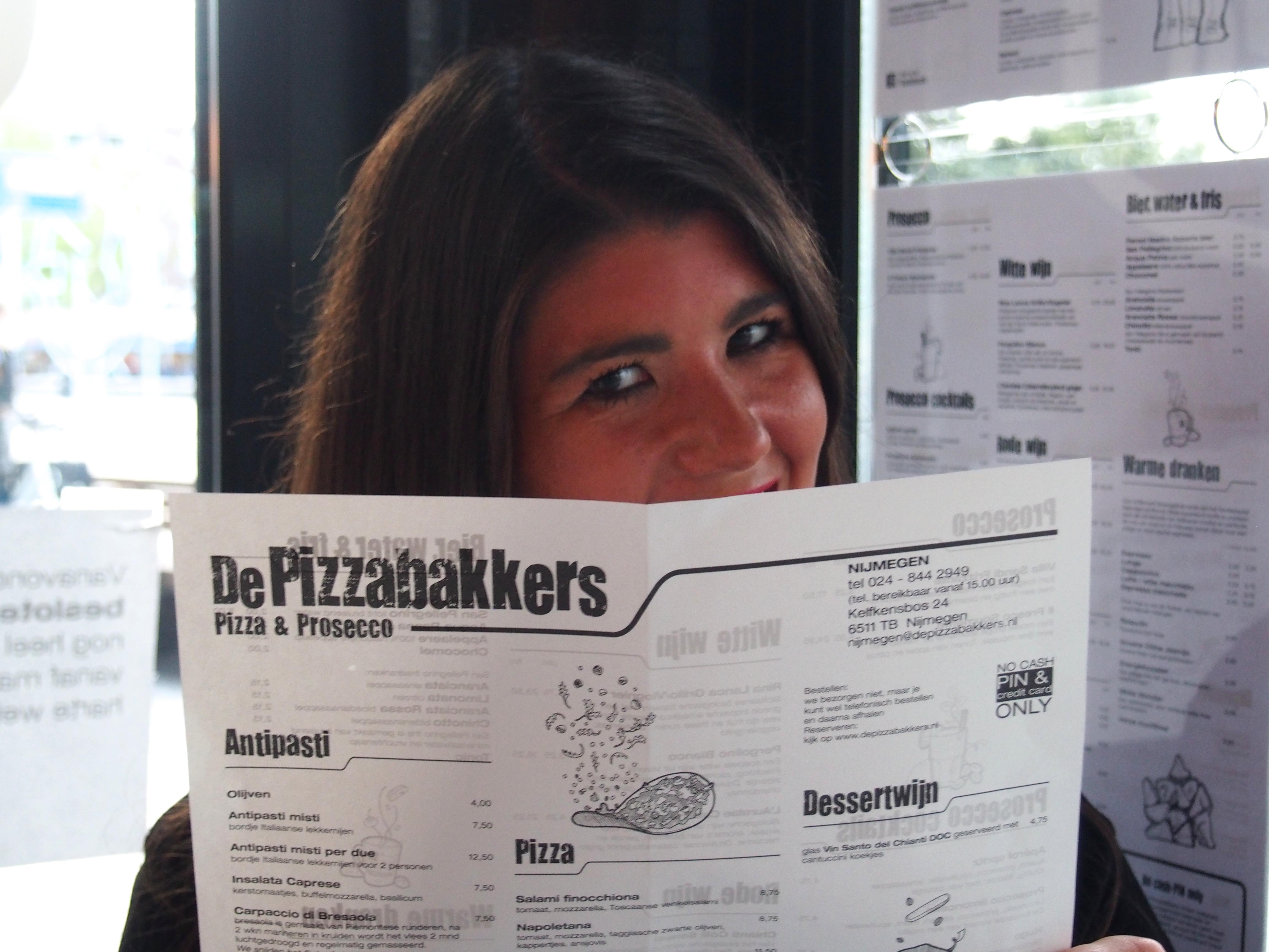De Pizzabakkers Nijmegen