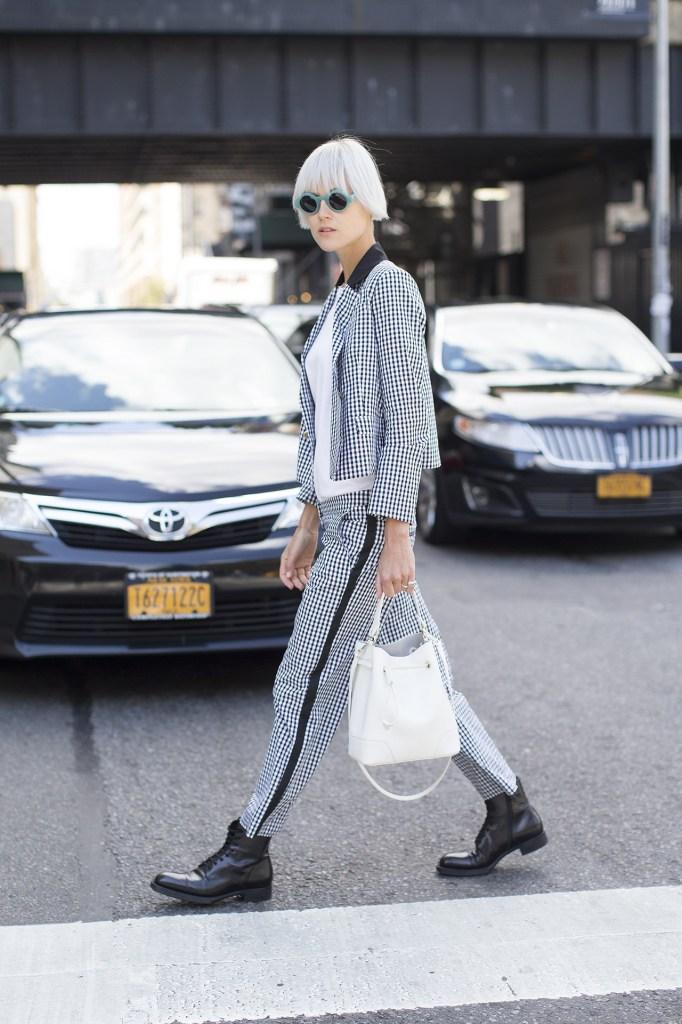 New York FashionWeek Streetstyle SS15 http://lindatol.com