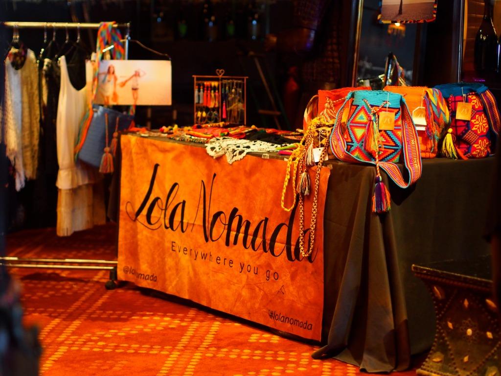 CDLC hippie markt with Lola Nomada