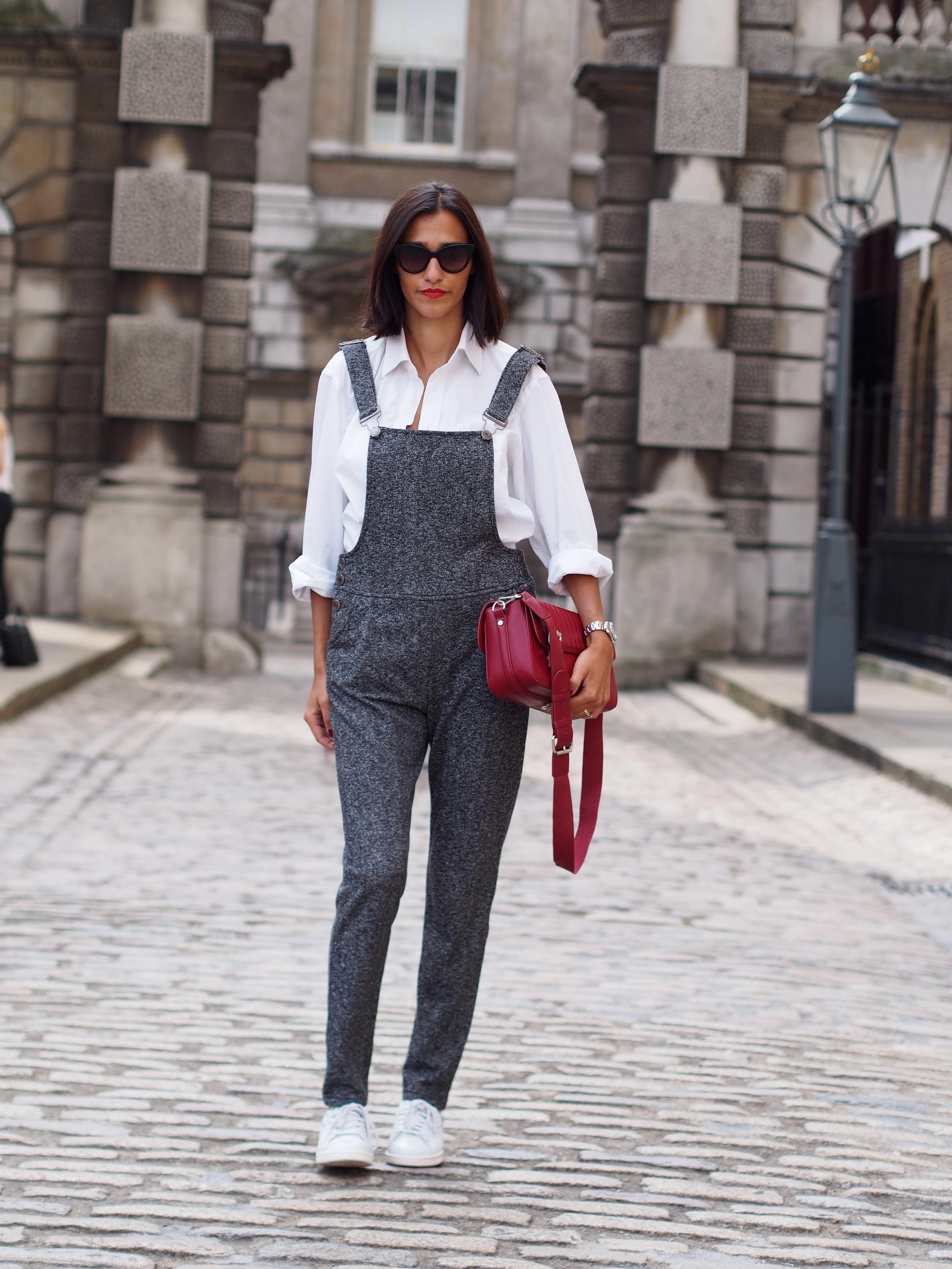 London fashion week street style Atosa Nikkhah blogger London