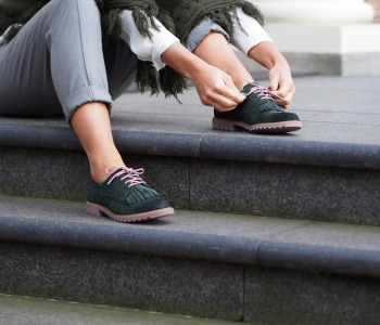 HOW TO WEAR: CLARKS PART I