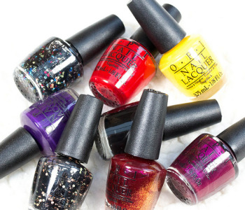 BEAUTY FRIDAY: OPI HOLIDAYS COLLECTION
