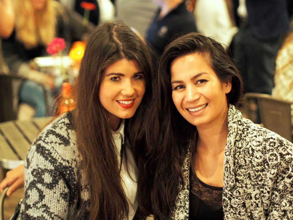 Foodhallen Amsterdam hotspot met Serena Verbon