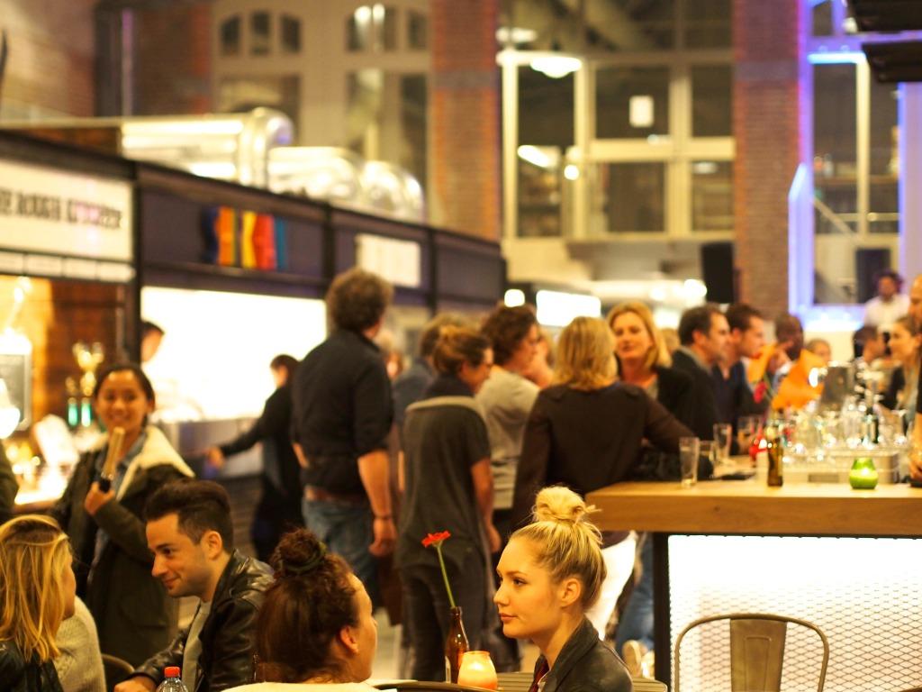 Foodhallen Amsterdam hotspot