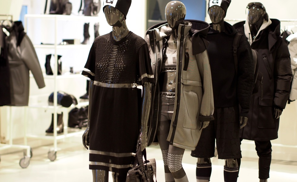 ALEXANDER WANG X H&M AND SS15 PRESS DAY