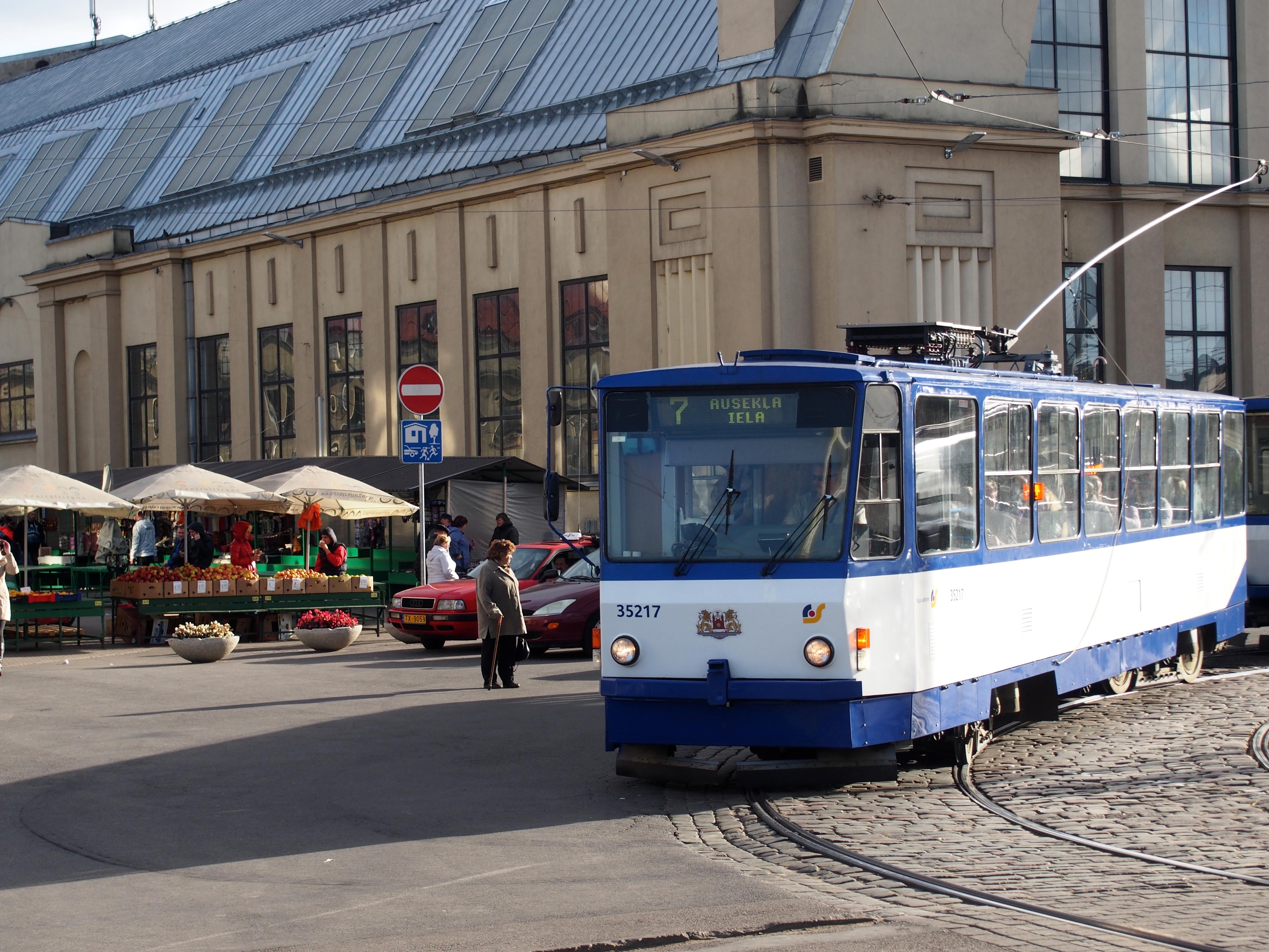 Central Market Riva Latvia