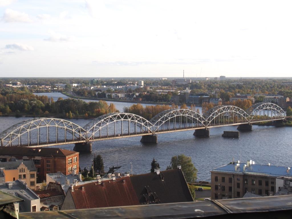 St. Peters Church Riga Latvia