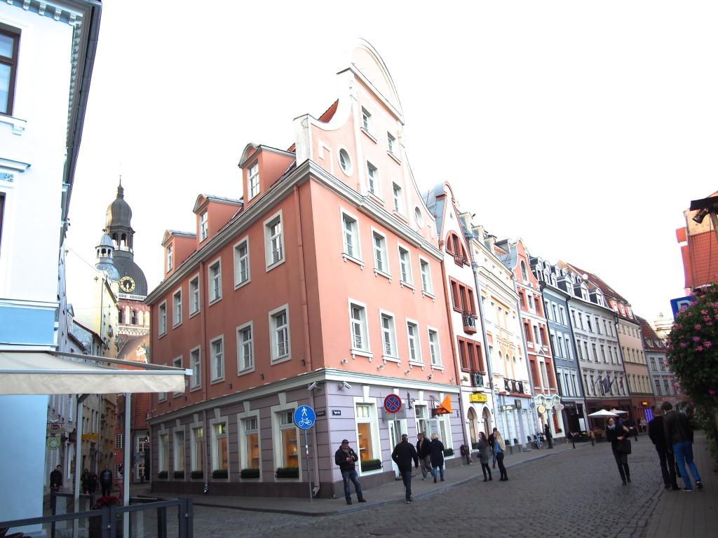 Liva Laukums Riga Latvia