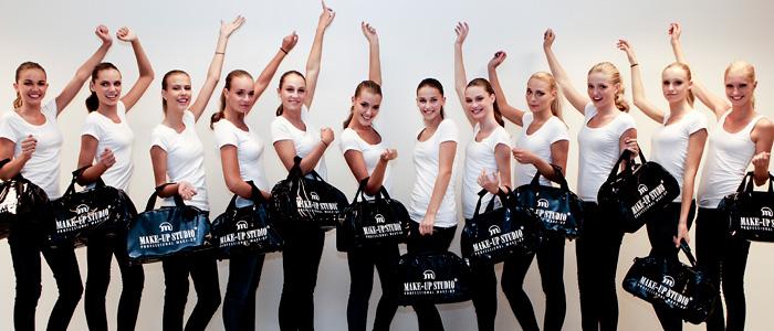 Elite Model Look finale 2011
