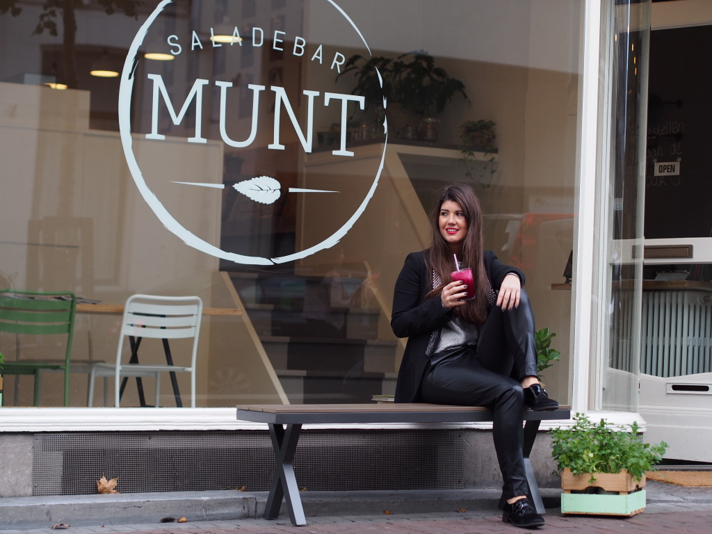 Munt Saladebar Nijmegen hotspot by Fashionista Chloe