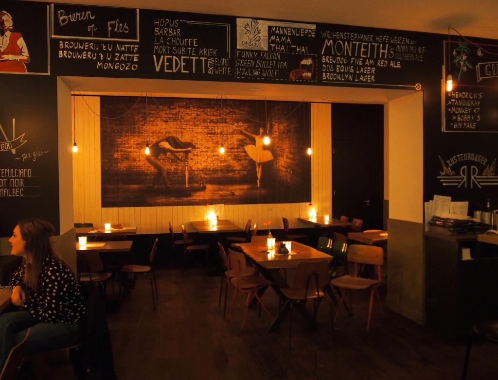 VOLT Eten & Drinken Amsterdam