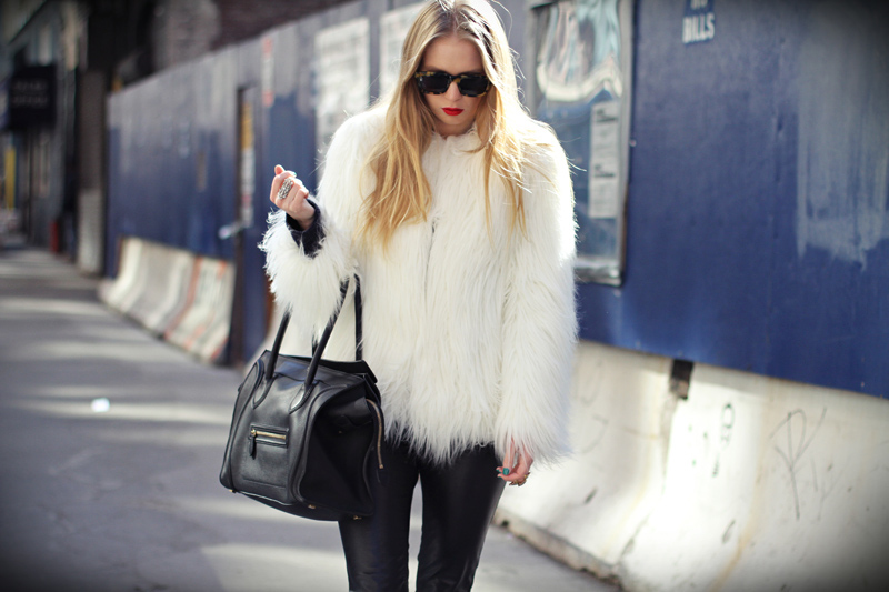 Swedish blogger Carolina Engman of http://www.fashionsquad.com