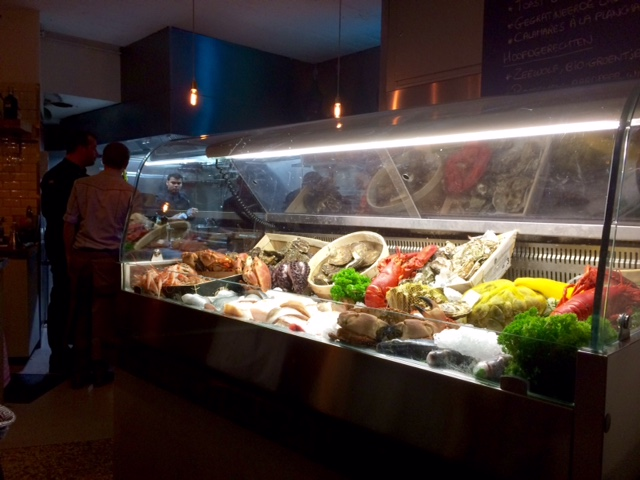 Foodblogger Antwerpen citytrip Fiskebar