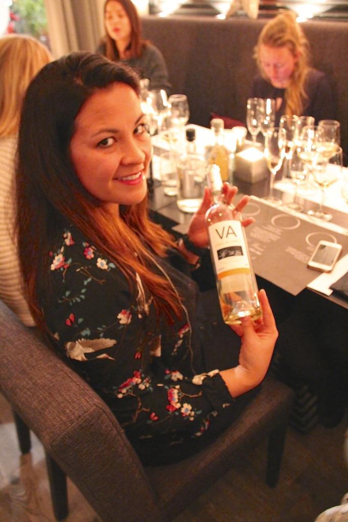 Winetasting La Vina Experience Amsterdam Foodblogger