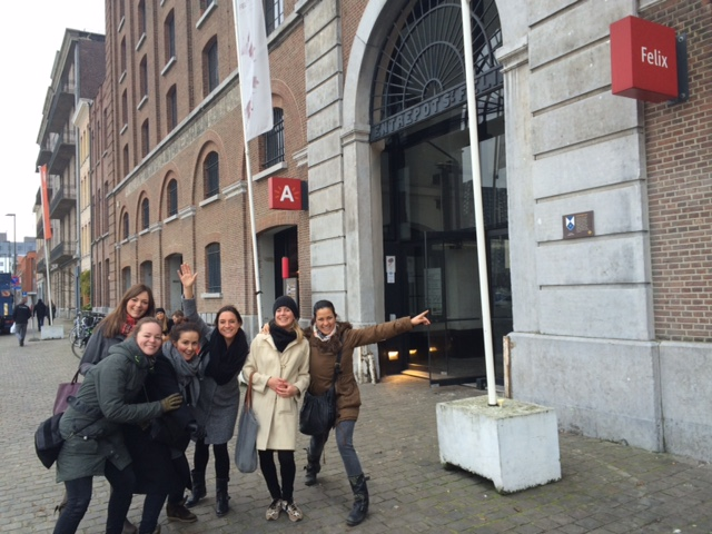 Bloggers citytrip Antwerpen
