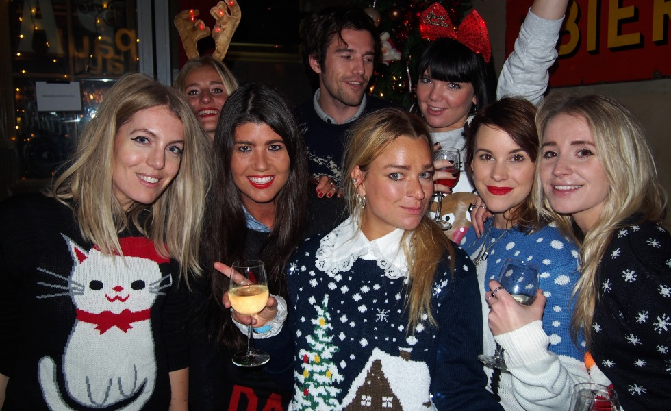 FAVORITES: UGLY CHRISTMAS JUMPERS