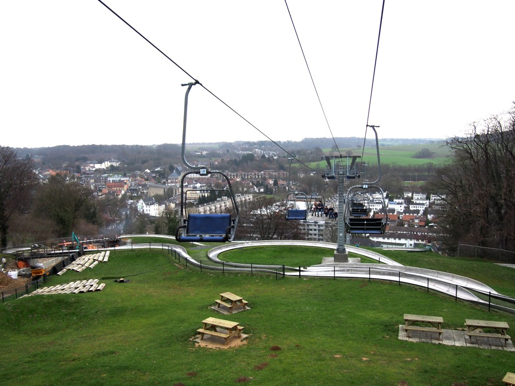 CItytrip Valkenburg aan de Geul  Kerststad  Wilhelmina Toren