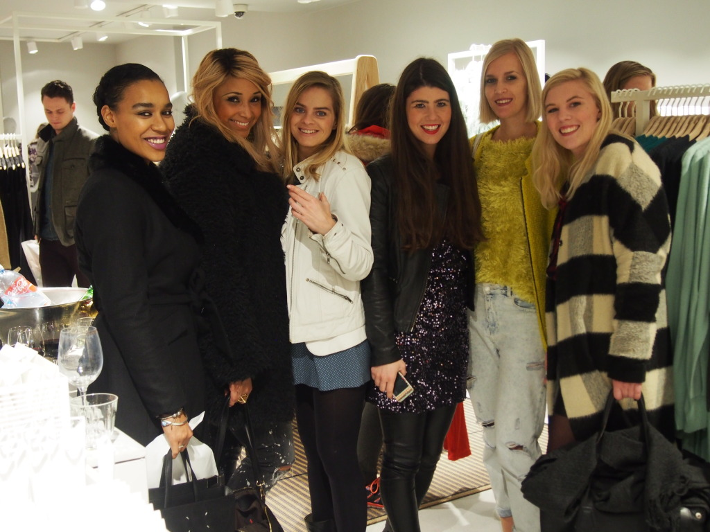 VILA NEW CONCEPT STORE OPENING AMSTERDAM