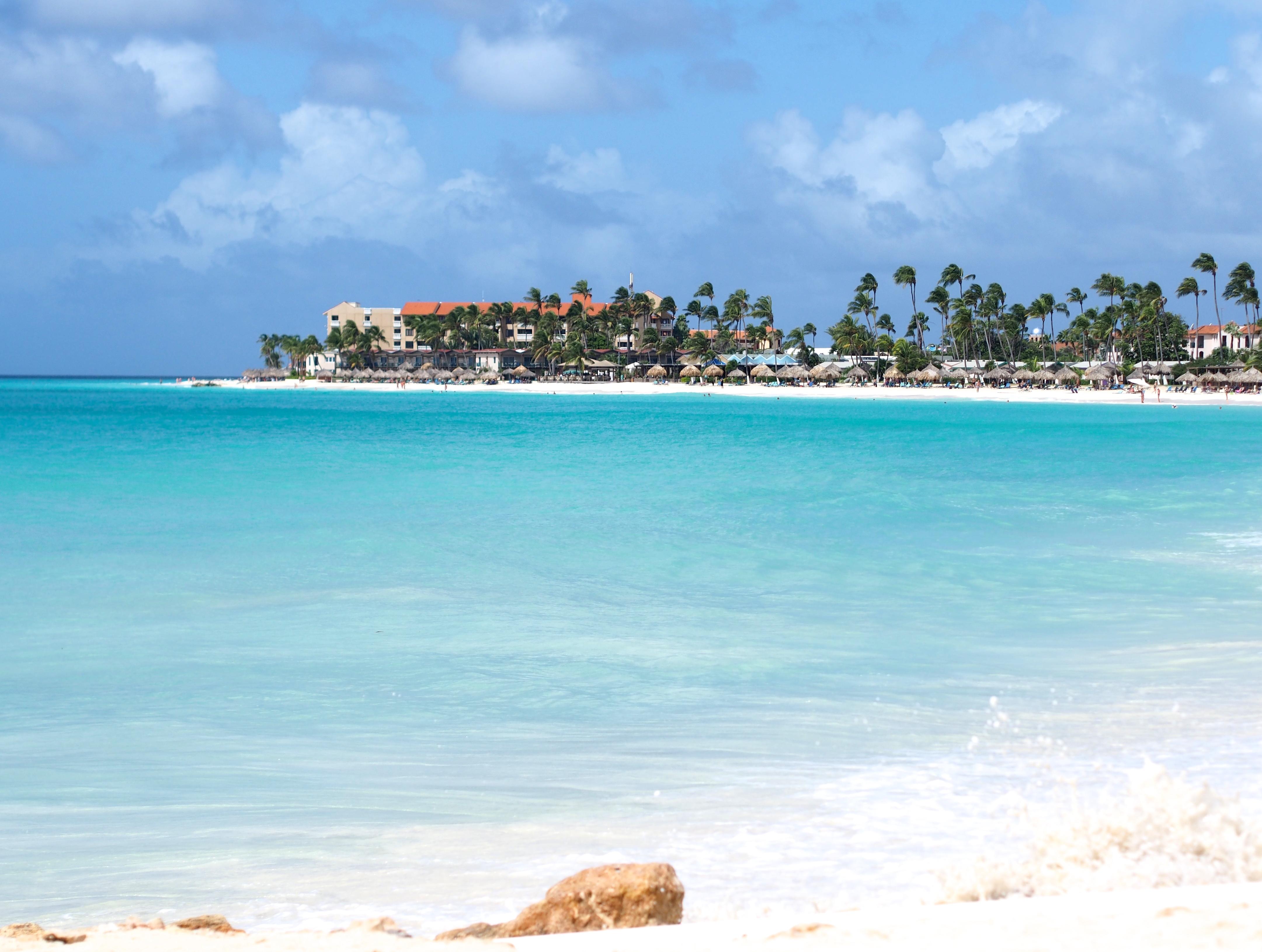 Aruba holiday 2014 Divi Beach