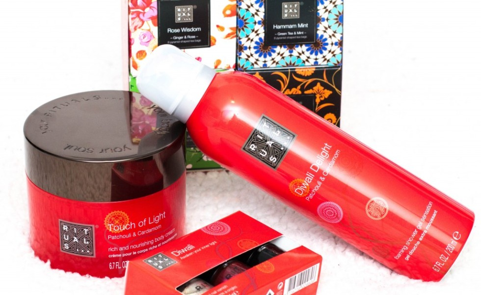 beauty Friday:  Rituals Diwali Delight