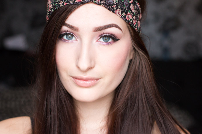 Beauty time: Easy going look Beautyblogger Wies