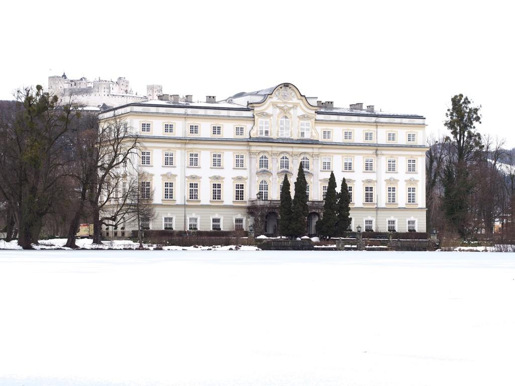 Schloss Leopoldkron Salzburg