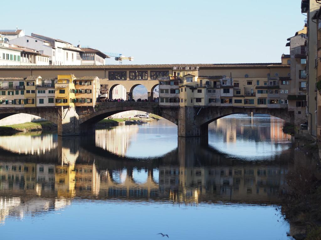 Fashionista Chloe, Firenze4ever by Luisaviaroma  Ponte Vecchio