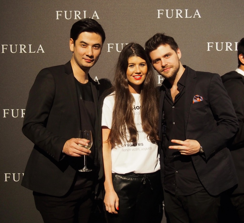 Fashionista Chloe, Firenze4ever by Luisaviaroma Furla event Florence