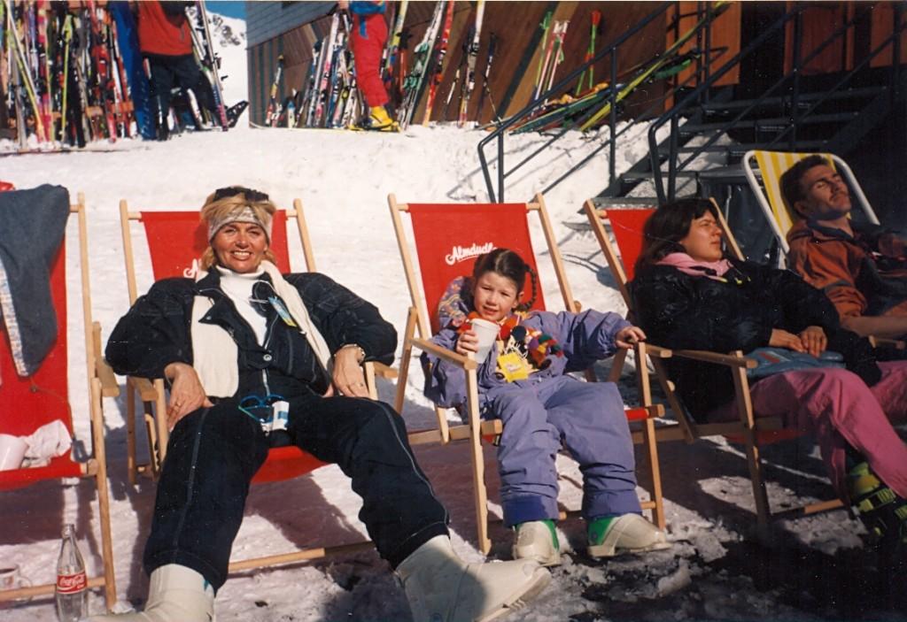 1995 Obertauern Oostenrijk