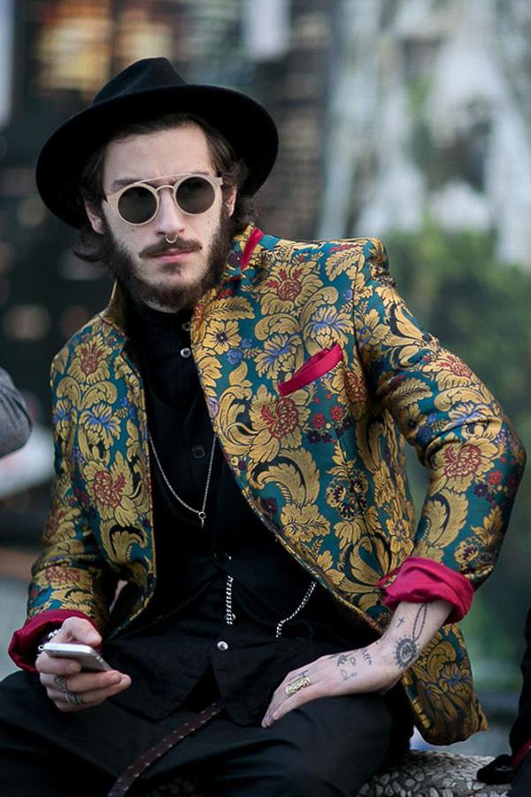 Pitti Uomo streetstyle Florence Fashion
