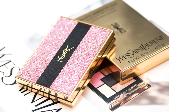 YSL SPRING COLLECTION BEAUTY BLOGGER