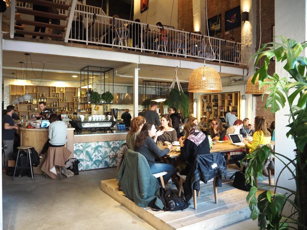 C.T Coffee & Coconuts Amsterdam Hotspot De Pijp Ceintuurbaan