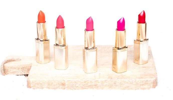 BEAUTY TIME: Color Riche Lipsticks