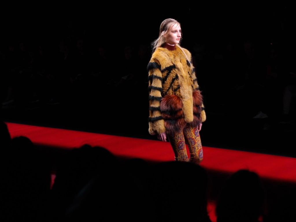 Just Cavalli show MFW Milan Fashionweek