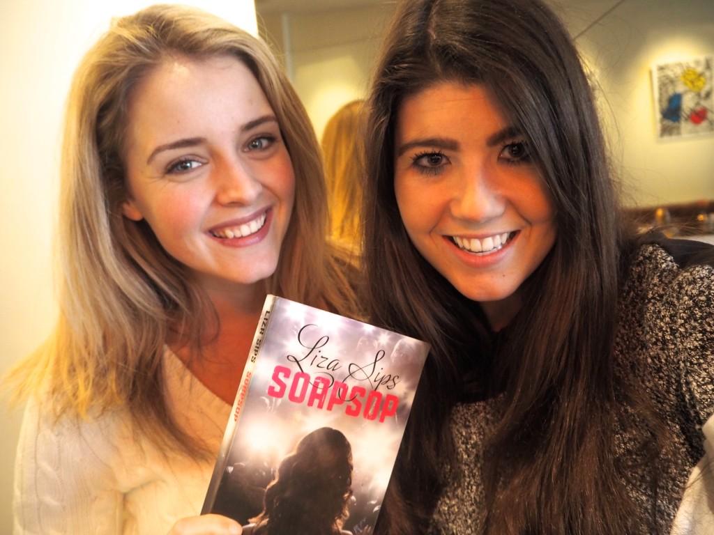 LIZA SIPS en Chloe Sterk  GTST, Soapsop Interview , Wolfje Amsterdam