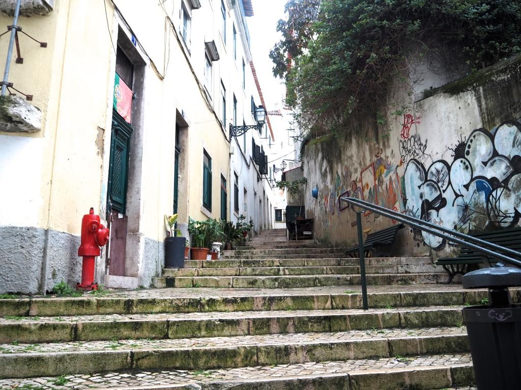 Lissabon Olympus PEN Generation Citytrip