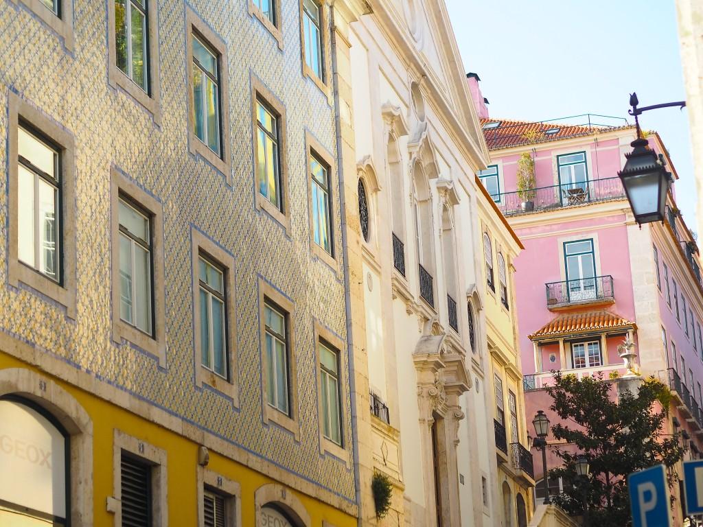 Streets of Lisbon Olympus PEN Generation