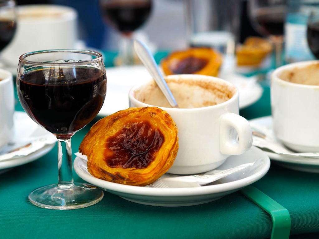 Pasteis de Belem en Ginjinha Lissabon Citytrip Olympus PEN Generation
