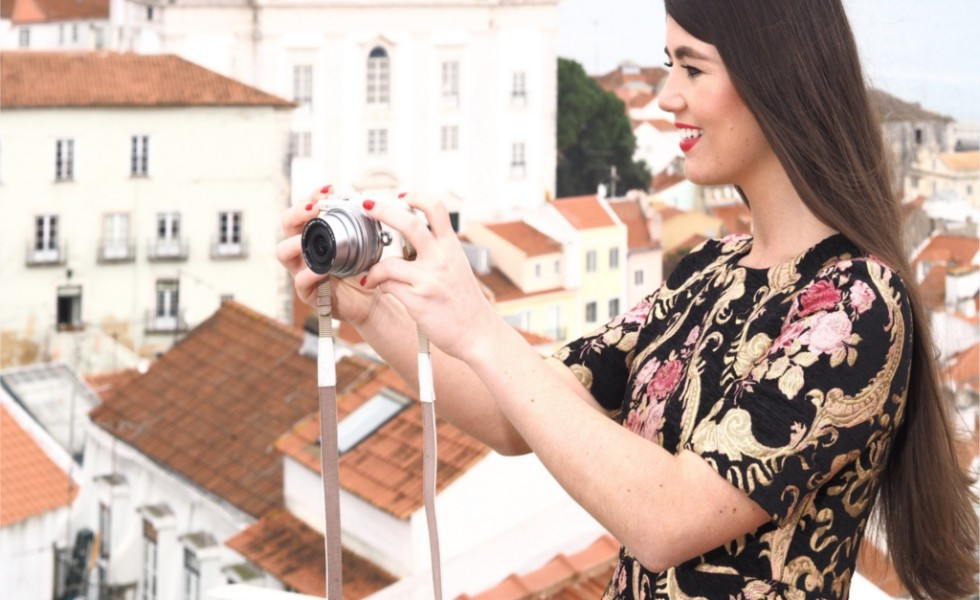SHOOT WITH OLYMPUS IN LISBON