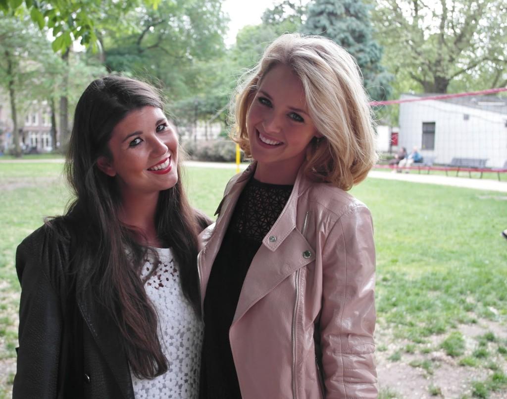LIZA SIPS en Chloe Sterk  GTST, Soapsop Interview