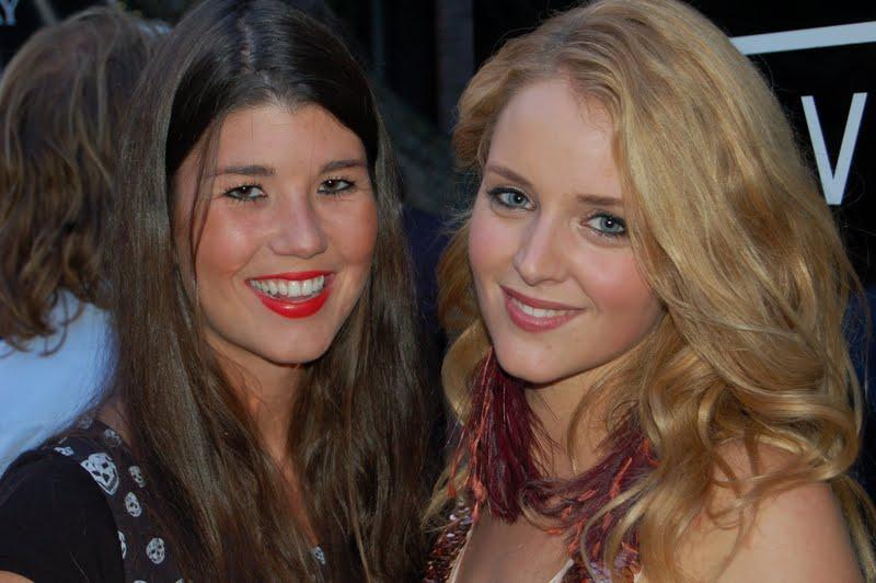 LIZA SIPS en Chloe  GTST, Soapsop Interview