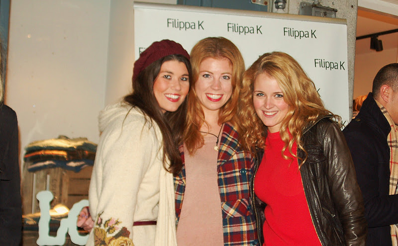 LIZA SIPS en Chloe Sterk Filippa K opening GTST, Soapsop Interview