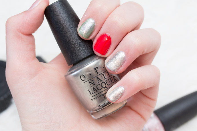 OPI - SOFT SHADES - COCA COLA COLLECTION