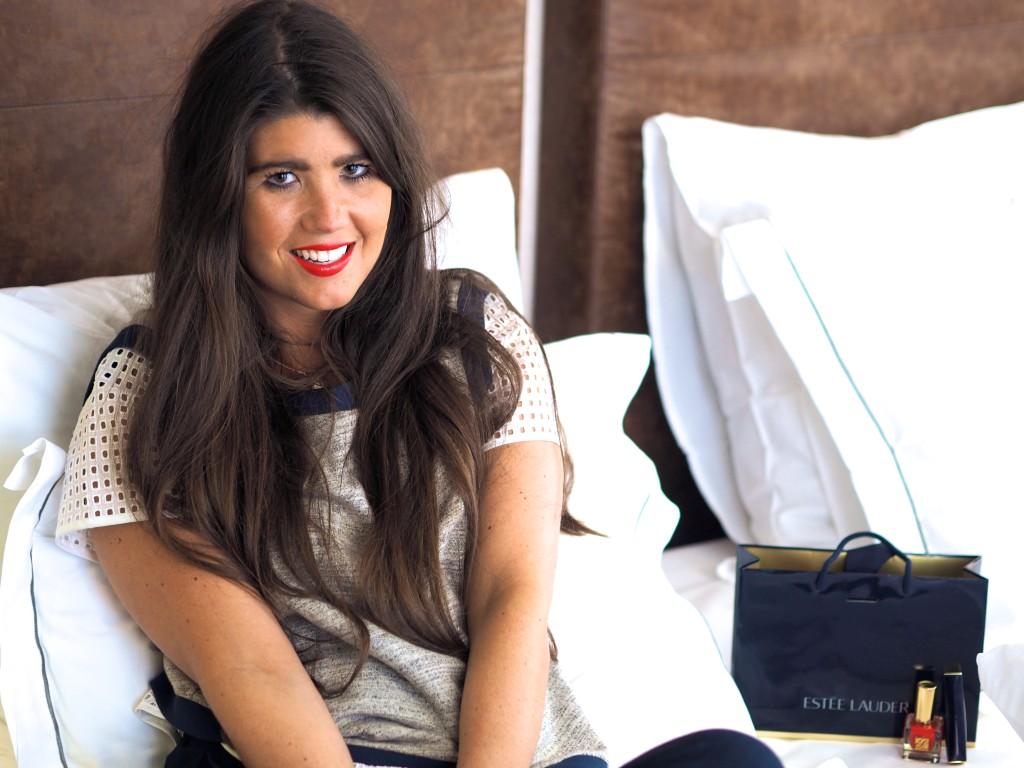 EStée Lauder Pure Color Envy Shine review blogger